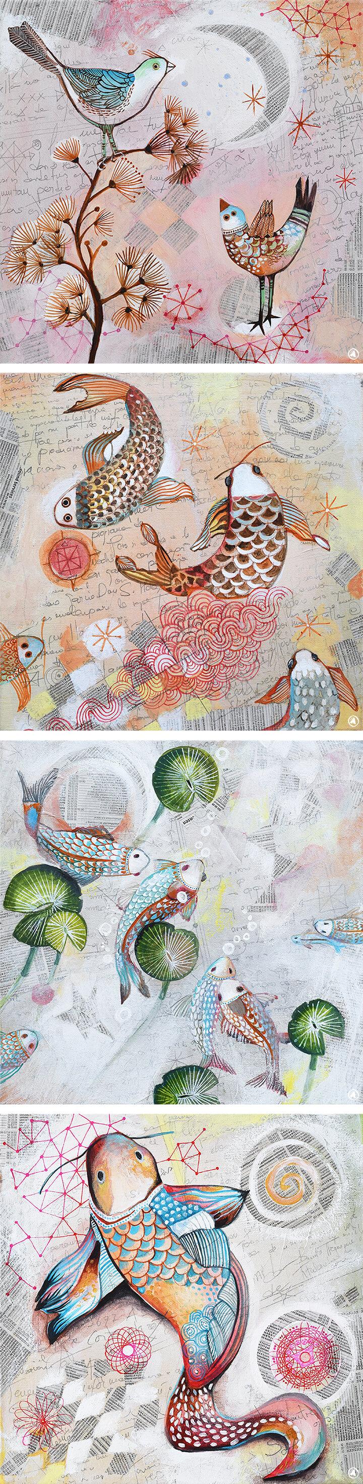 peces-lienzo