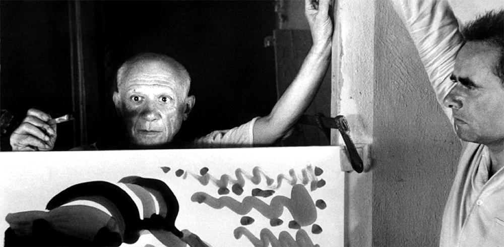 El proceso creativo de Pablo Picasso