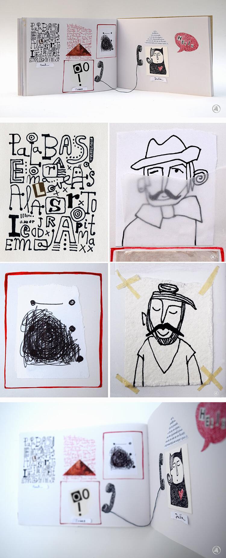 Illustrations by Angeles Nieto