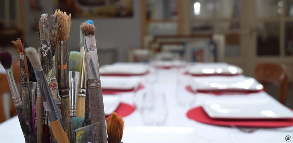 Workshop door Angeles Nieto