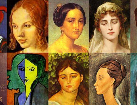 Vrouwenportretten artikel van Angeles Nieto