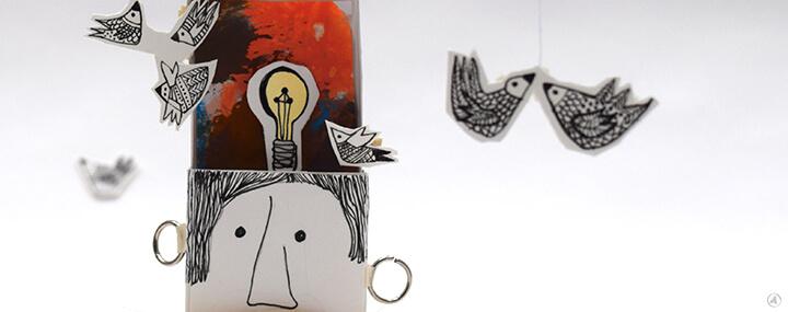 Workshops trainingen creativiteit Angeles Nieto