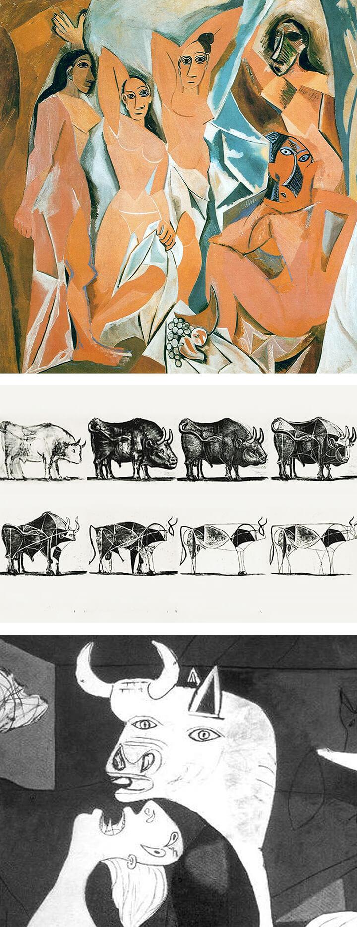 artworks pablo picasso