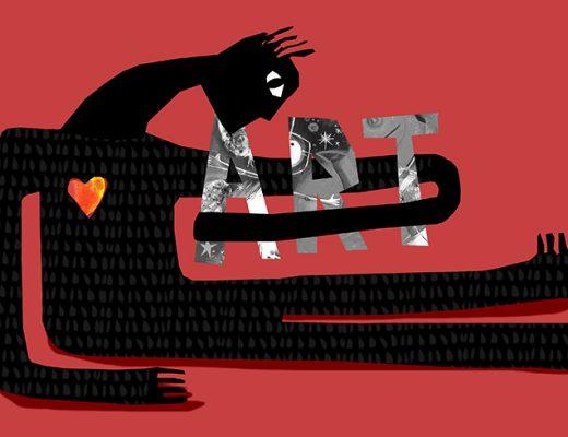 illustratie illustration Angeles Nieto