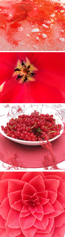 Blog Angeles Nieto, over de kleur rood